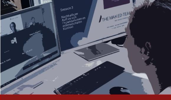 Vernetzen, austauschen, Impulse setzen: THE MAK'ED TEAM beim Cross Networking Day 2021